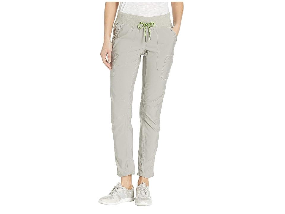 Columbia Pilsner Peak Pull-On Cargo Pants (Flint Grey) Women