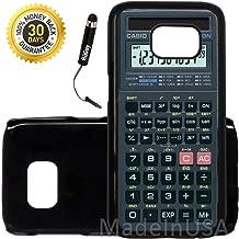 Custom Galaxy S7 EDGE Case (Scientific Calculator) Edge-to-Edge Plastic Black Cover Ultra Slim | Lightweight by Innosub