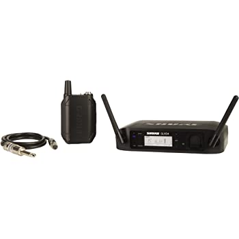 Shure GLXD14 Digital Guitar Wireless System, Z2