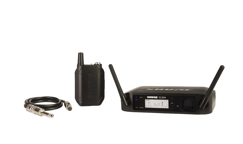Shure GLXD14 Digital Guitar Wireless System, Z2
