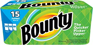 Bounty Select-a-Size Paper Towels, Jumbo Rolls