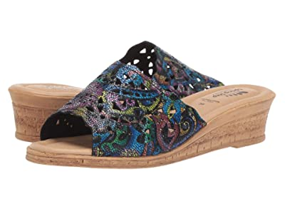 Spring Step Estella (Black Multi) Women