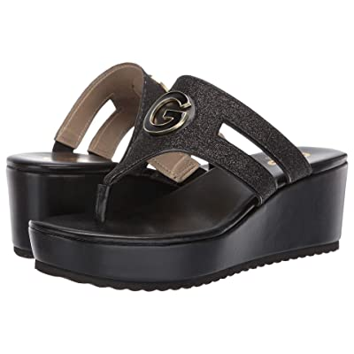 G by GUESS Gandy (Black/Black) Women