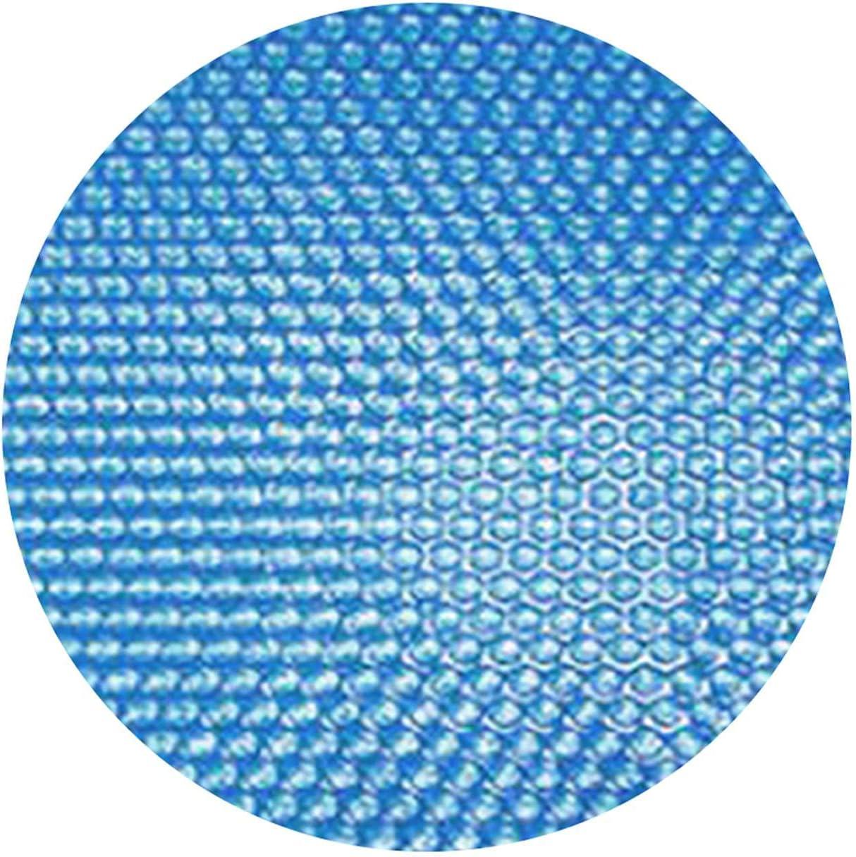 Cobertor Solar Piscinas, Cubre Piscinas Redondo, Ronda Solar Cubierta Para Polvo Piscinas Protector Suelo Piscina 305cm De Diámetro Lonas Para Solar Piscina Cojín De Burbujas De PE