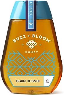 Buzz & Bloom Orange Blossom Honey, 8oz