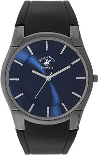 Ultra Slim Silicone Watch (Model: 53042)