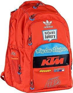GENUINE OEM KTM TLD Team Backpack (Orange)