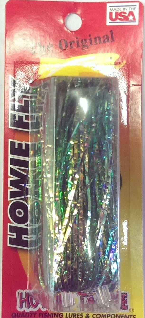 National products Howie's Tackle 57 Special Howie Fly Lure Free shipping anywhere in the nation Unrig of 6 Pack Fishing