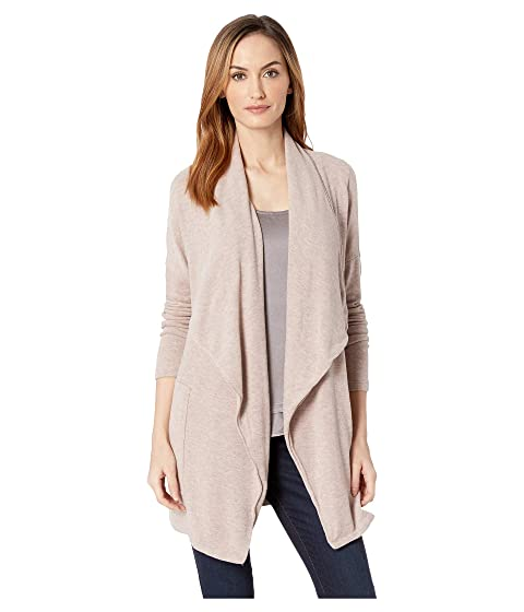 a68b4ad034a1b Mod-o-doc So Soft Sweater Knit Long Line Cardigan with Patch Pockets ...
