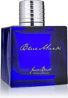 Jack Black - Blue Mark Eau de Parfum, 3.4 fl oz - Everyday Scent, Essential Oils, Watermint, Cilantro, Japanese Juniper, Ginger Essence, Driftwood, Patchouli, Bergamot, Refreshing Scent