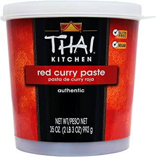 Best thai kitchen red curry paste vegan Reviews