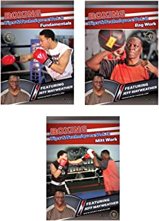 Boxing Tips and Techniques Set - Learn to Box with Jeff Mayweather