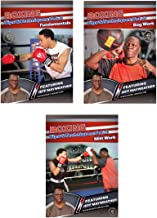 Boxing Tips and Techniques 3 DVD Set - Learn to Box with Jeff Mayweather