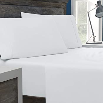 Amazon Com Columbia Tencel Cotton Performance Sheet Set Omni
