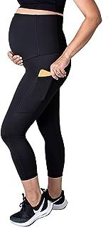 سروال داخلي نسائي للحوامل النشيطة من Movemama مع جيوب