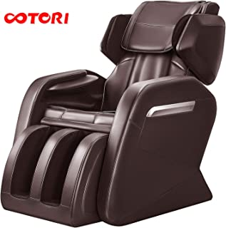 Massage Chair, Shiatsu Zero Gravity Full Body Luxurious Electric Massage Chair with Heating back Home and office