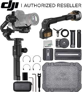 DJI Ronin-S with PolarPro Monitor Mount