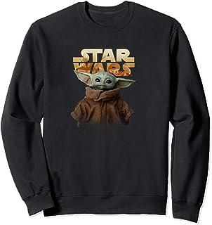 Star Wars Baby Yoda Logo Sweatshirt