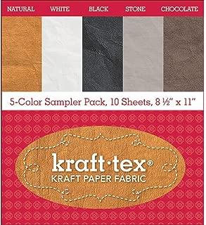 Kraft TEX 5-Color Sampler Pack