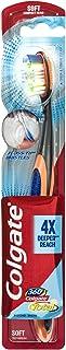Colgate 360° Total FlossTip Bristles Compact Head Toothbrush Soft