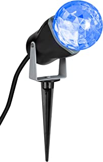 Gemmy 88619 Lightshow Stake Projection Kaleidoscope Spot Light