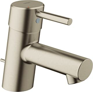 Best grohe bathroom faucets brushed nickel Reviews