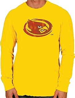 yellow iowa state t shirt