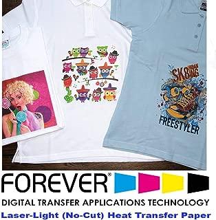 Forever Laser Light No-Cut Paper 8.5