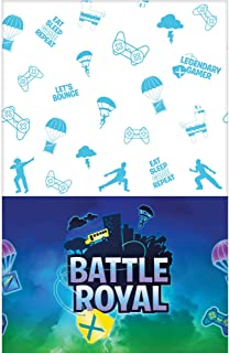 Battle Royal Paper Table cover