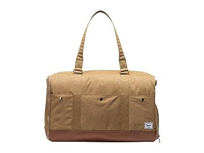 Herschel Supply Co. Bennett (Coyote Slub) Duffel Bags