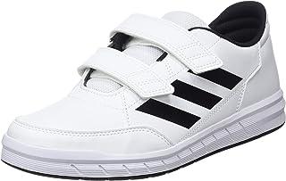 adidas AltaSport, Unisex Kids' Shoes, White (Ftwr White/Core Black/Ftwr White), 2 UK (34 EU)
