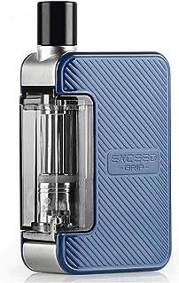 正規品 電子タバコジョイテックJoyetech Exceed Grip Pod System Starter Kit 1000mAh Vapeスターターキット + 4.5mlカートリッジ カラフル かっこいい (ブルー Blue)