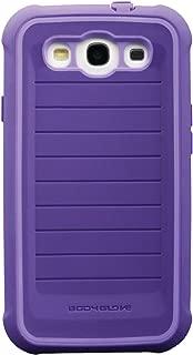 Body Glove 9339803 ShockSuit Case for Samsung Galaxy S III - Plum/Lavender