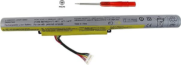 FLYTEN L12S4K01 Battery for Lenovo IdeaPad Z400 P500 Series,IdeaPad Z400 Touch Series,IdeaPad Z500 Touch Series,IdeaPad P500 Touch Series,Fit P/N L12L4K01 4INR19/66 4INR19/65 12 Months Warranty