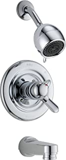 Delta Faucet T17430-SOS Innovations, MonitorR 17 Series Tub and Shower Trim, Chrome,4.45 x 8.00 x 10.00 inches