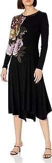 Desigual Vest_Rose Vestido Casual. para Mujer