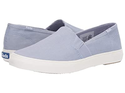 Keds Clipper Wash Twill (Lavender) Women