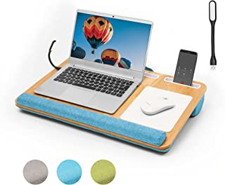 Lap Desk for Laptop - Fits up to 17