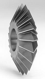 Super Tool 84965 USA Made HSS 9//16 Wide 5//8 Shank 1 3//8 Diameter 60 Degree Dovetail Cutter High Speed Steel