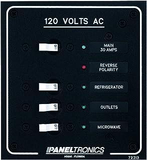 Paneltronics Circuit Breaker Panel