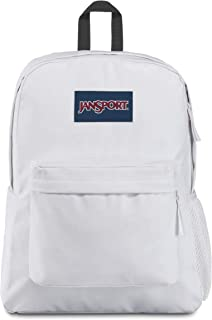 Jansport Casual Daypacks Backpack for Unisex, White, JS0A3P69_66Q