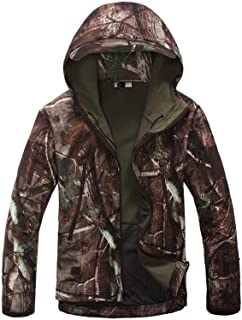 Love super store-outerwear Military Tactical Jacket Men Waterproof Coat Camouflage Hooded Army Camo Clothing