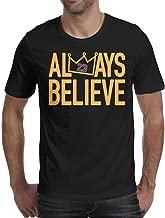 Men's T-Shirts Basketball-King-La-Bron- Casual Cool Short Sleeve