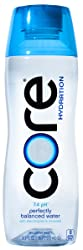 CORE Hydration Nutrient Enhanced Water, 16.9 Fluid Ounce (.5 Liter) Water Bottles, 6 Pack
