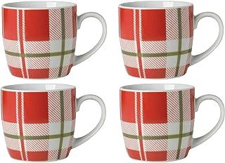 Now Designs Joyous Mugs, Set of 4