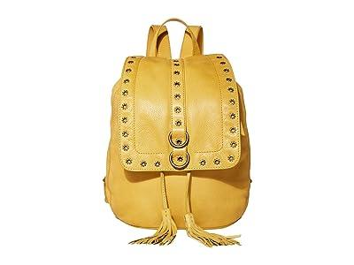 FRYE AND CO. Evie Backpack (Daffodil) Backpack Bags