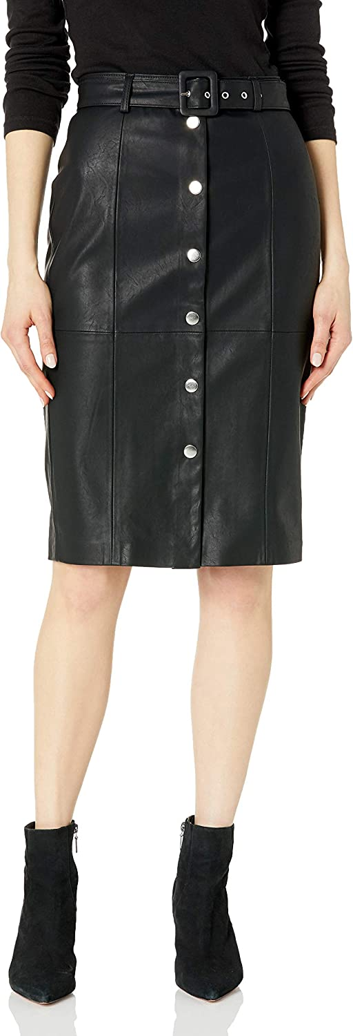 [BLANKNYC] Womens Fashionable Womens Pencil Skirt for All Occasions, Dress Or Casual Wear, Knee Length, Comfortable Clothing