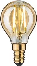 Paulmann 28367 LED kogellamp 2,5W E14 230V goud 2500K, 8 x 4.5 x 8 cm