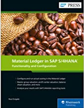Material Ledger in SAP S/4HANA (SAP PRESS)