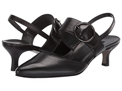 Paul Green Viola (Black Soft Nappa) Women